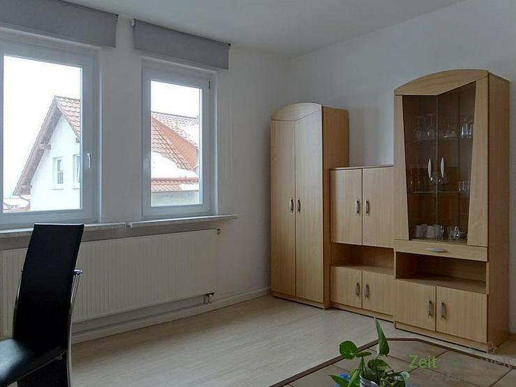 Bild 3: (EF0277_M) Ilmenau: Unterpörlitz, möblierte 2-Zimmer-Wohnung in der Ortsmitte, WLAN für...