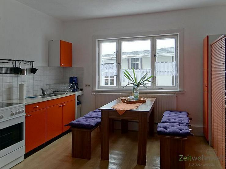 (EF0277_M) Ilmenau: Unterpörlitz, möblierte 2-Zimmer-Wohnung in der Ortsmitte, WLAN für...