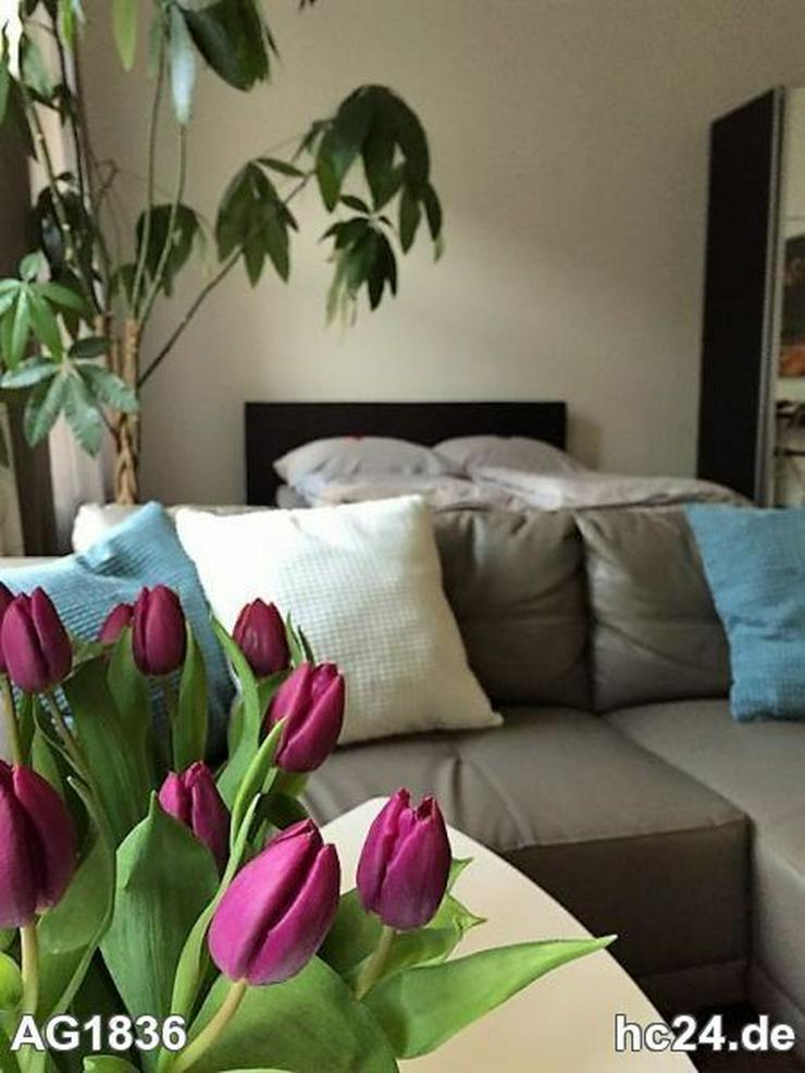 * Möblierte Wohnung im Centrum Leipzig + HELL + INTERNET + RUHIG