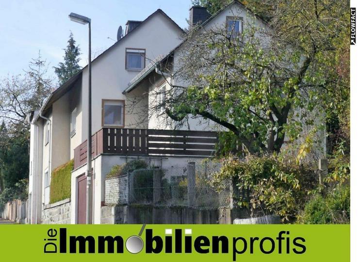 1-2 Familienhaus mit Doppelgarage und Garten in Köditz OT. (8km von Hof)