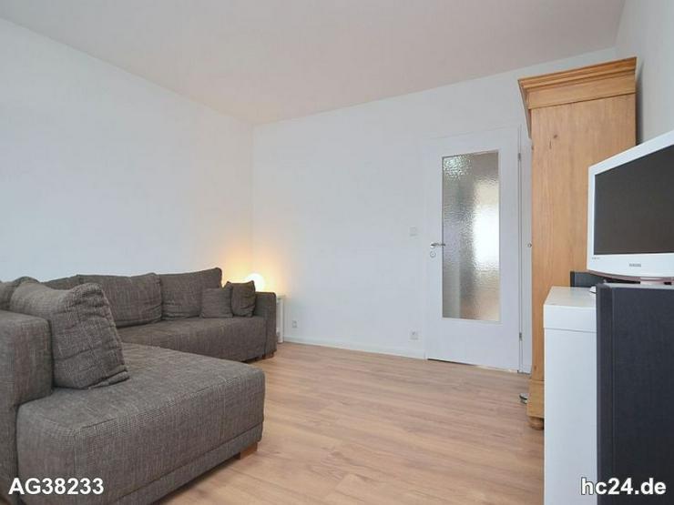 Erstbezug:Modern möblierte 2-Zimmerwohnung mit WLAN und Balkon im Nürnberger Norden
