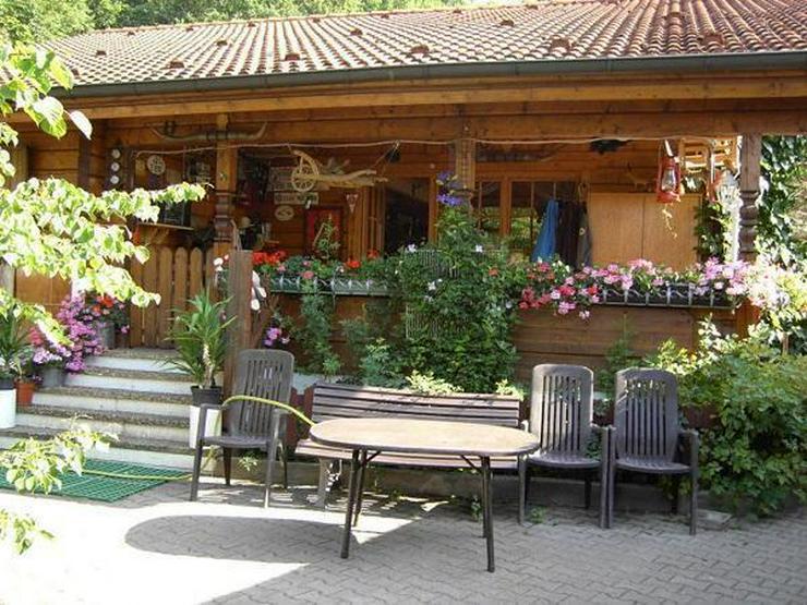 IL Privatverkauf Holzhaus in Eguelshardt (Lothringen Frankreich)