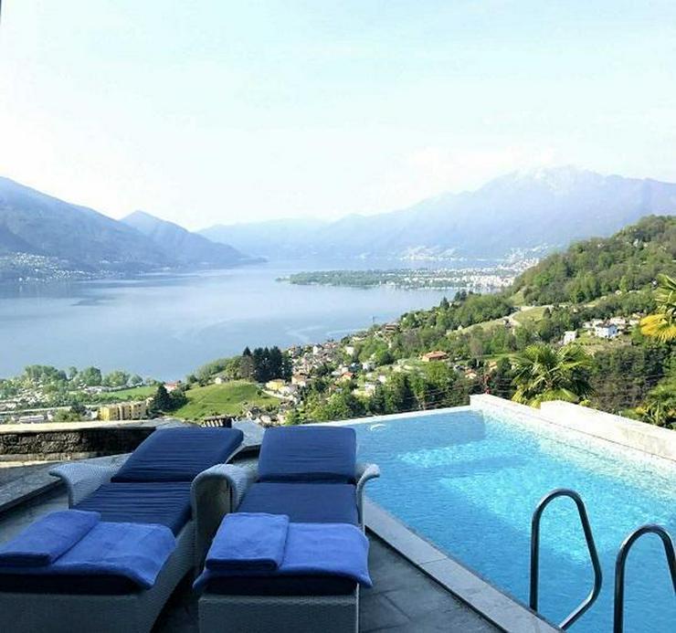 IL Privatverkauf Villa Gordola (Tessin Schweiz)