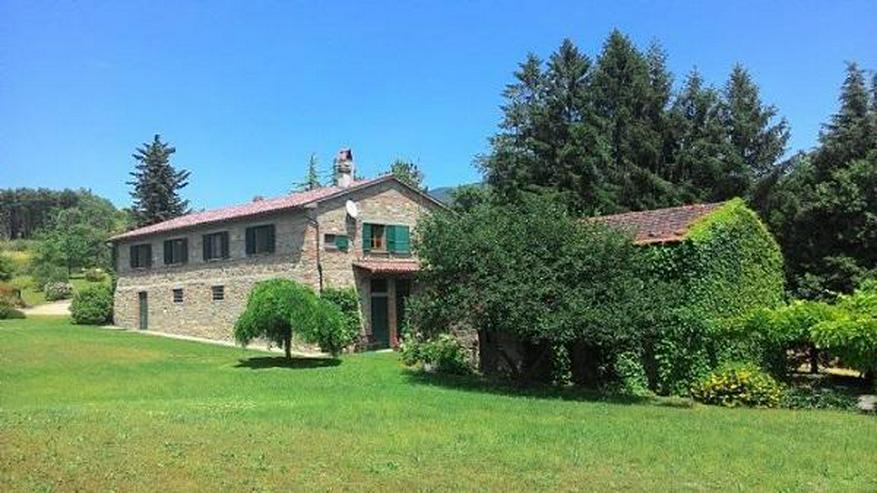 IL Privatverkauf Landhaus Pieve Santo Stefano (Toskana Italien)