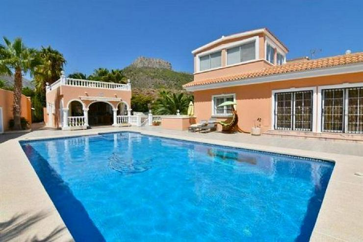 IL Privatverkauf Villa Calpe Maryvilla (Alicante Spanien)