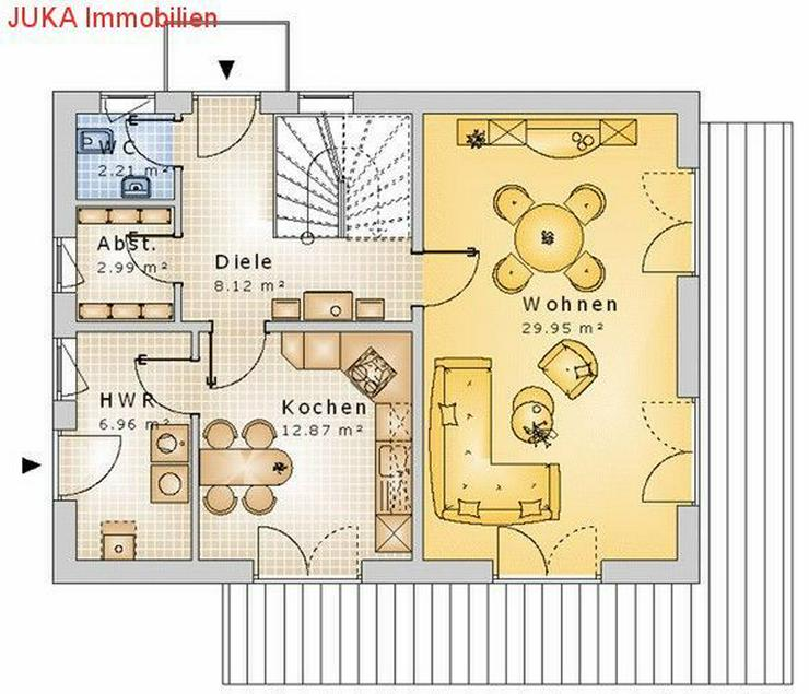 Bild 3: Energie *Speicher* Haus *schlüsselfertig* in KFW 55, *individuell* und *schlüsselfertig*
