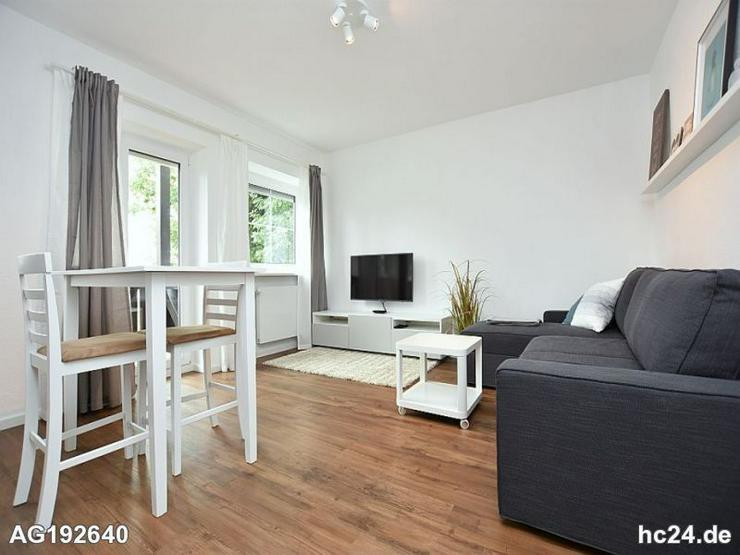 Modern möblierte Wohnung mit Balkon und Stellplatz in Stuttgart West