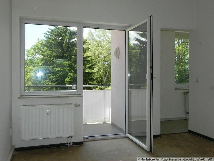 Zweiraumwohnung mit Balkon in gefragter Wohnlage