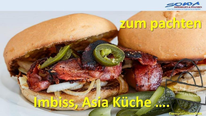 Neuzugang! Stadtmitte: Geeignet für Imbiss, Lieferservice, Metzgerei verkauf, Asia Küche...
