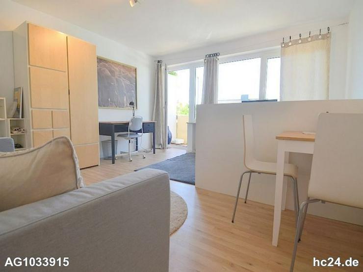 * möblierte 1-Zimmerwohnung in Höchberg