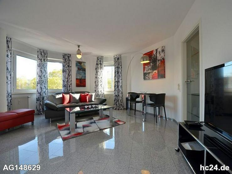 Wunderschöne, exklusive und modern möblierte Wohnung in Stuttgart Bad Cannstatt