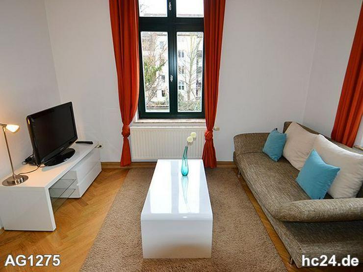 * PLAGWITZ + Modern möblierte Wohnung im Westen von Leipzig + WINTERGARTEN