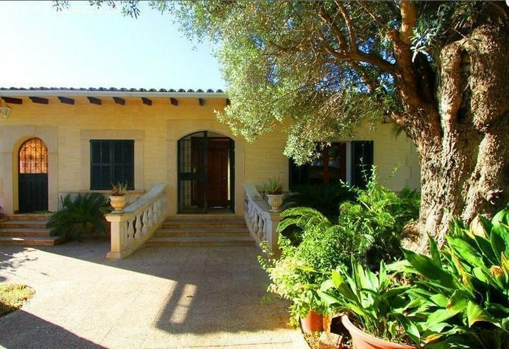 : Kleingeldsanierung ein muss! Tolle Villa mit Meerblick in Costa d?en Blanes - Haus kaufen - Bild 1