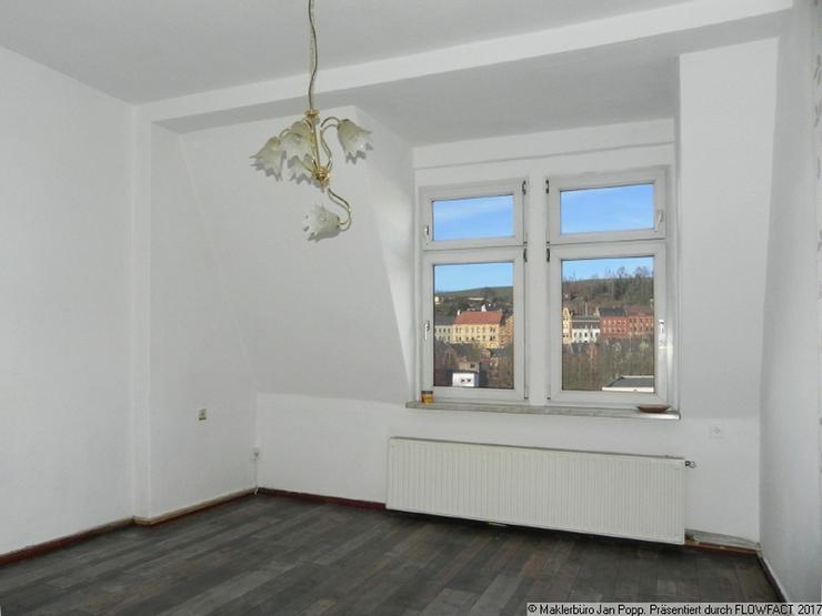 Preiswerte 4-Zimmerwohnung mit Einbauküche und Gartennutzung