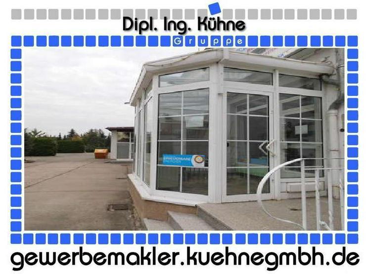 Alles in Schuss: Werkstatt- und Servicefläche auf gesichertem Grundstück in Magdeburg No...