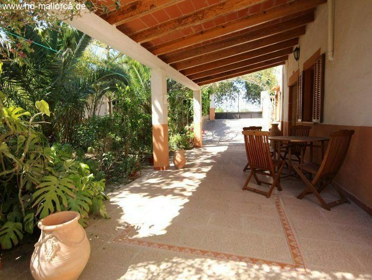 : idyllisches Landhaus mit herrlichem Garten in Manacor - Auslandsimmobilien - Bild 1