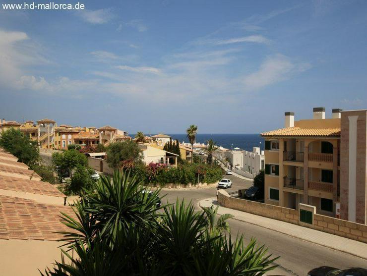 : Wohnung mit zwei Schlafzimmern und Meerblick in der Cala Magrana