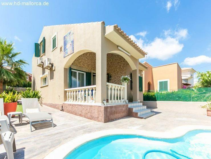 : Gemütliche, freistehende Villa in Cala Murada