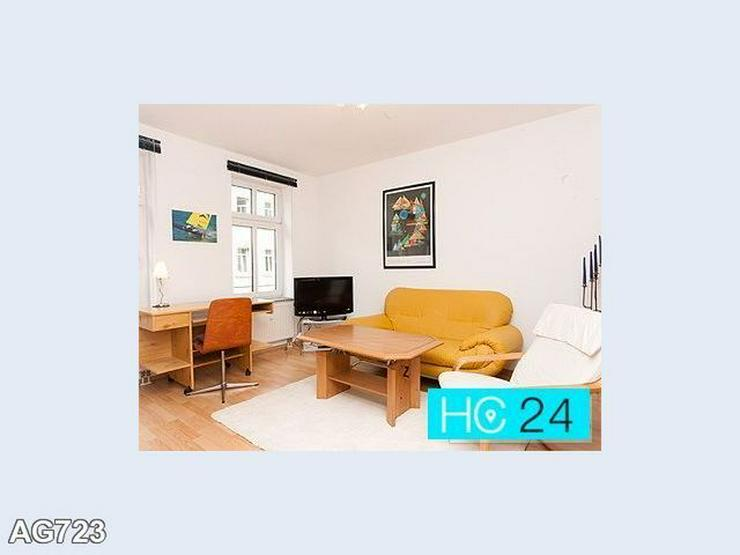 * Gepflegte, möblierte Wohnung in Leipzig + liebevoll sanierter Altbau mit LIFT