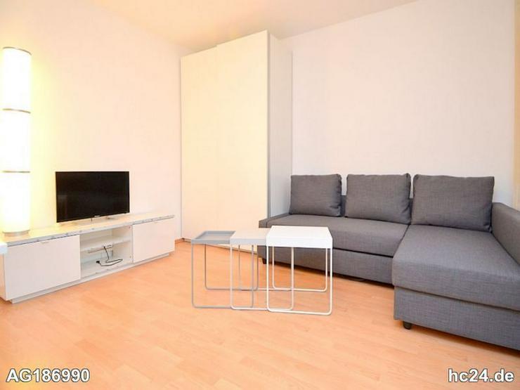 Möbliertes 1-Zimmer Apartment mit Waschmaschine und super Lage in Wiesbaden City