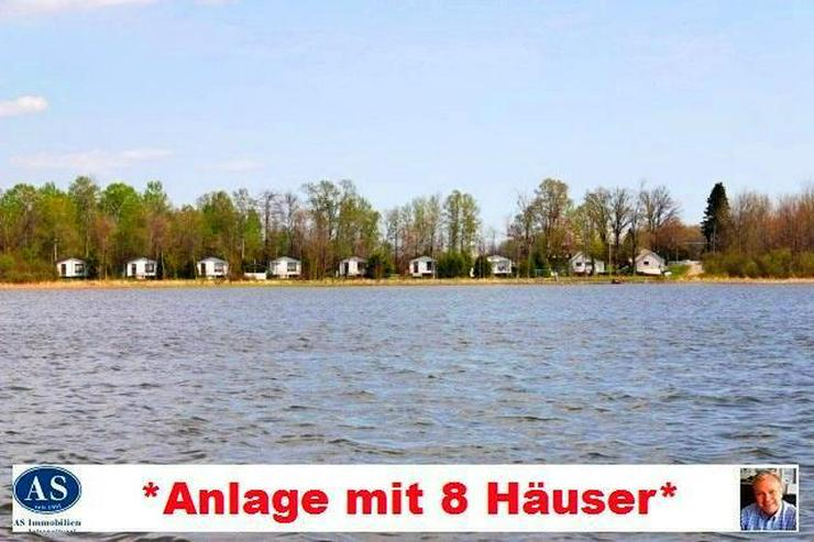 Bild 5: Natur Pur., ca. 50.000 qm Grundstück mit 8 Häuser direkt am See zu verkaufen!