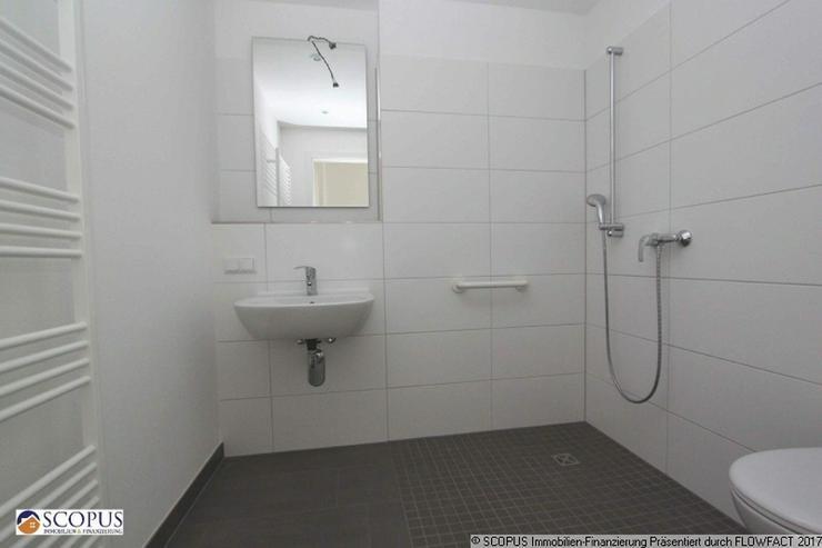 Individuell geschnittene 1-Raum-Wohnung mit Pflegedienst im Haus