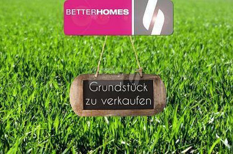 HERRLICHER BAUPLATZ IN SCHÖNEM WOHNGEBIET - Grundstück kaufen - Bild 1
