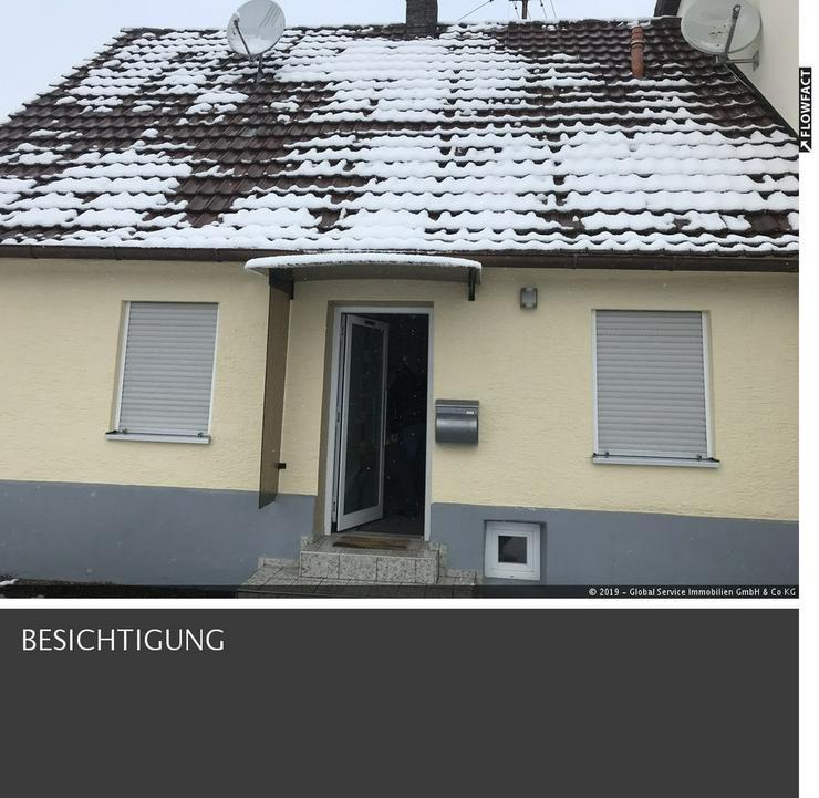 Kleines komplettsaniertes Häuschen in Wittislingen