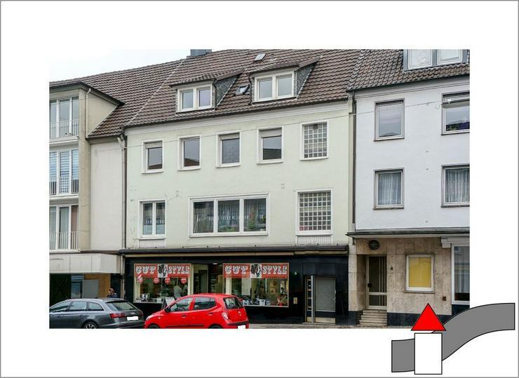 Renoviertes Wohnen im Schwelmer Zentrum: Großzügige 3 Zimmer Wohnung mit Balkon - Wohnung mieten - Bild 1
