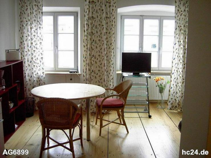 ** möbliertes Apartment in Augsburg City