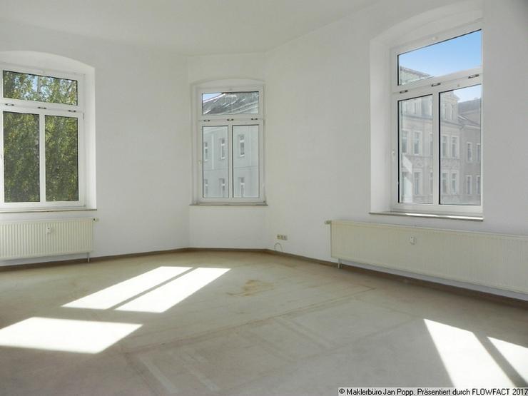 Bild 2: Offen gestaltete Zweizimmerwohnung in der Greizer Neustadt