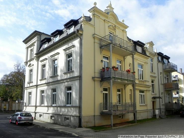 Offen gestaltete Zweizimmerwohnung in der Greizer Neustadt