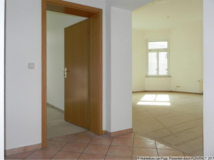 Bild 5: Offen gestaltete Zweizimmerwohnung in der Greizer Neustadt