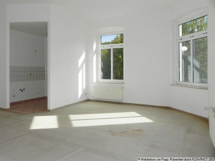 Bild 3: Offen gestaltete Zweizimmerwohnung in der Greizer Neustadt