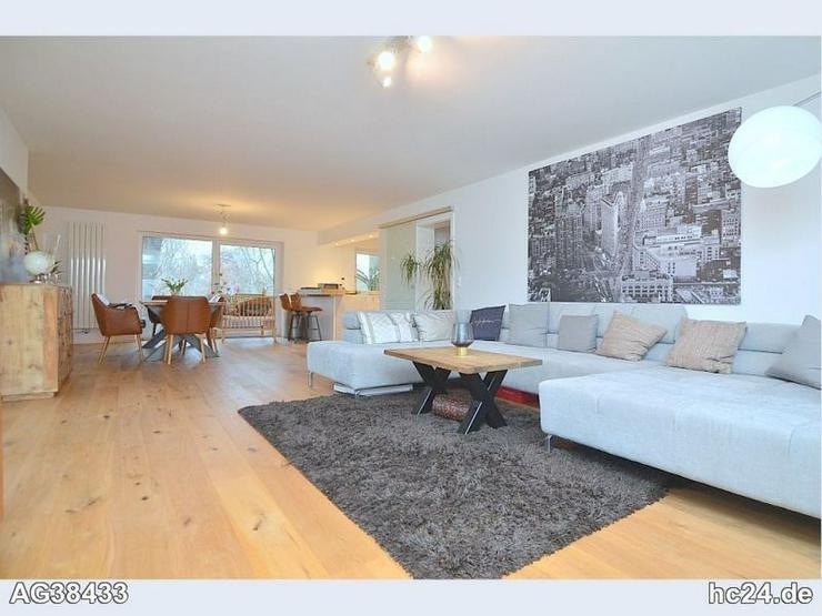 Exklusiv möblierte 3-Zimmer-Wohnung mit WLAN, 2 Balkonen und Garage in Nürnberg/Wöhrd
