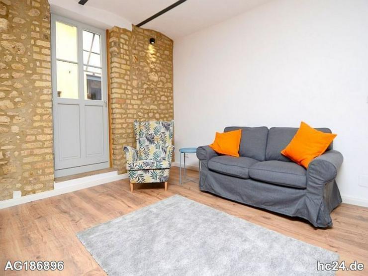 Möblierte 2-Zimmer Wohnung mit WLAN, Waschmaschine und PKW- Stellplatz in Essenheim