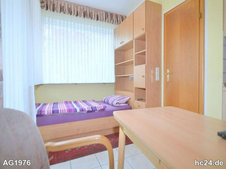 Möblierte 1-Zimmer-Wohnung mit Balkon im Norden von Nürnberg