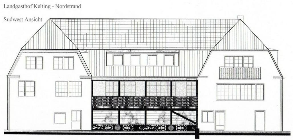 Bild 13: Landgasthaus, Restaurant mit Hotelzimmern und Betreiberwohnung