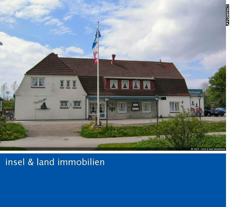 Landgasthaus, Restaurant mit Hotelzimmern und Betreiberwohnung