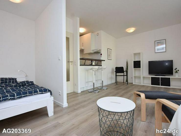 Bild 2: Modern möblierte Wohnung mit Balkon in Stuttgart West