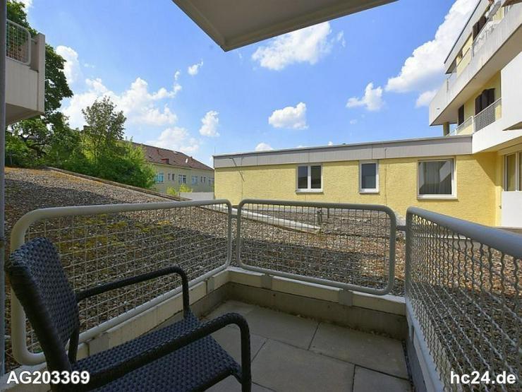 Bild 5: Modern möblierte Wohnung mit Balkon in Stuttgart West
