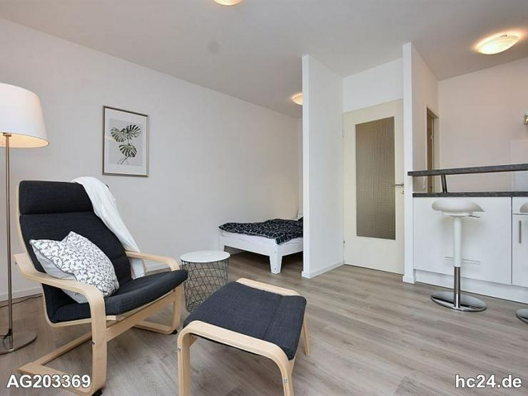 Bild 6: Modern möblierte Wohnung mit Balkon in Stuttgart West