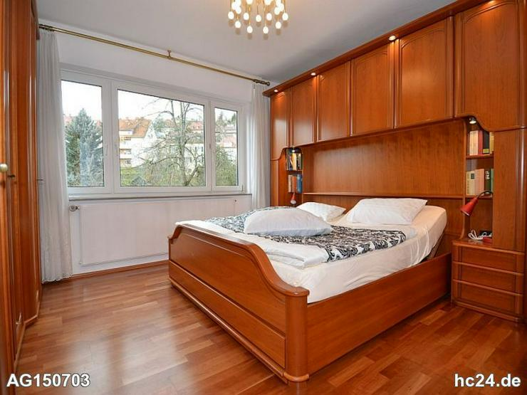 Bild 2: Sonnige, möblierte Wohnung mit Balkon in toller Halbhöhenlage in Stuttgart West
