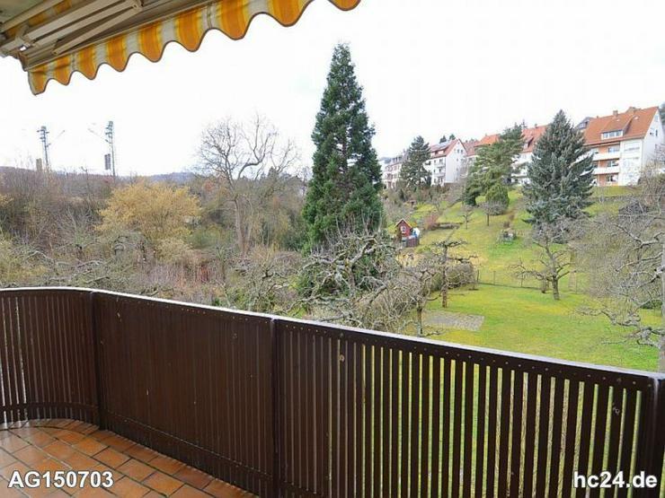 Bild 6: Sonnige, möblierte Wohnung mit Balkon in toller Halbhöhenlage in Stuttgart West