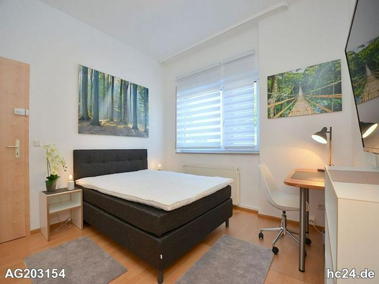 Modern möbliertes WG-Zimmer in Stuttgart Zuffenhausen