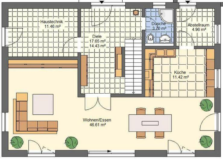 Bild 5: Riesiger Platz im Seenland!