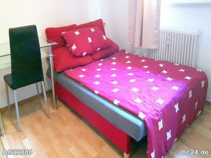 Möblierte, günstige Wohnung in schöner und grüner Lage in Nürnberg