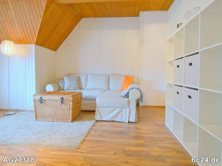 Modern möblierte 2-Zimmer Wohnung direkt in der Nürnberger Altstadt
