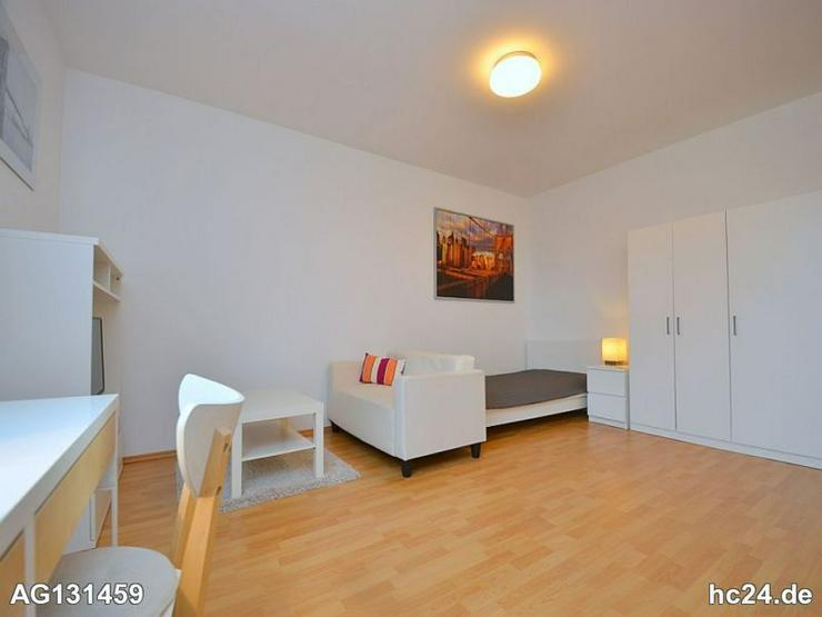 Modern möblierte Wohnung in Stuttgart Zuffenhausen