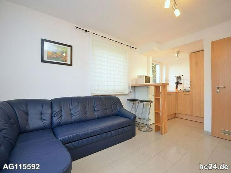 Bild 6: Voll möblierte 2-Zimmer Wohnung mit Internet in Filderstadt Harthausen